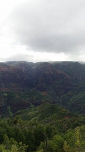 Waimea Canyon. Photo by Suzanne Vince