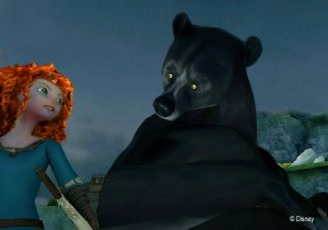 Life Lessons From a Princess Merida and Mother Bear