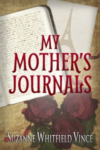 My Mothers Journals (book cover) by Suzanne Whitfield Vince