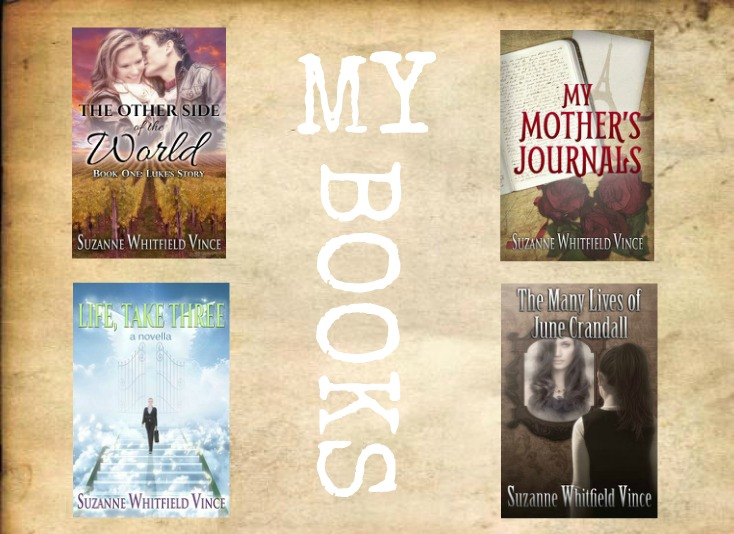 books by Suzanne Whitfield Vince