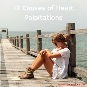 12 Causes of Heart Palpitations