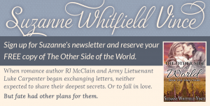 The Other Side of the World by Suzanne Whitfield Vince - FREE to subscribers!
