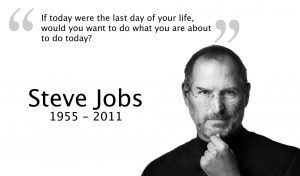 Steve Jobs Quote for Evol of Change2